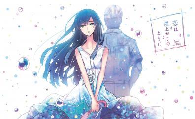 Cute akira tachibana anime girl