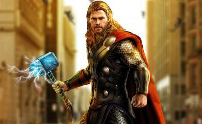 Superhero, artwor.