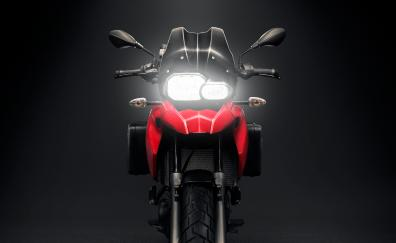 Superbike bmw headlight