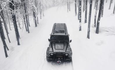 ARES Design, Land Rover Defender, 4x4 SUV, 2018