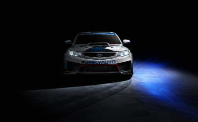 Geely emgrand gl race car 2018 front