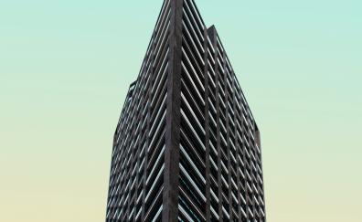 Aldgate place, building, London