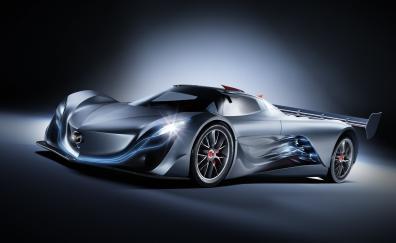 Mazda furai concept cars 4k