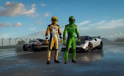 Forza Motorsport 7, xbox one x, video game