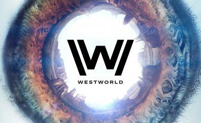 Westworld mystery sci fi 4k