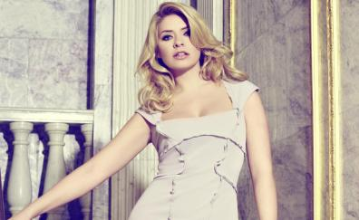 Actress, Holly Willoughby, pretty, photoshoot