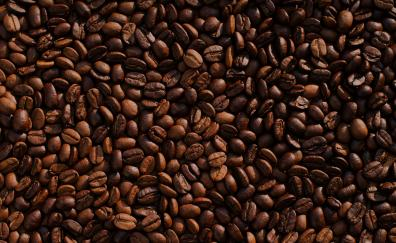 Beverage, Coffee beans, roasted