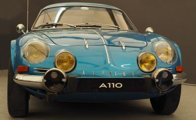 Alpine a110 classic car