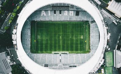 Football stadium sydney