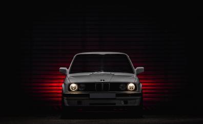 Bmw e30 classic car front 5k