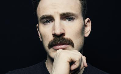 Chris evans for ny times 2018