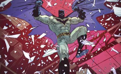 Batman jump comics