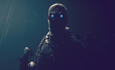 Tom Clancy's Ghost Recon: Wildlands, game, dark