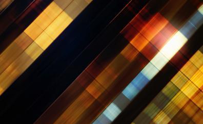 Texture stripes glitch art