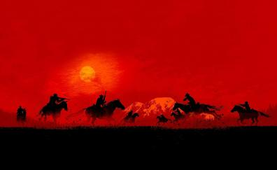 16 Red Dead Redemption 2 Hd Wallpapers Desktop Pc Laptop Mac Iphone Ipad Android Mobiles Tablets Windows Phone