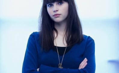 Beautiful felicity jones actress