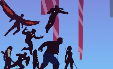 Avengers artwork