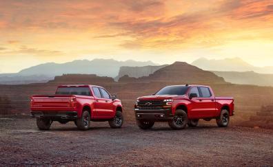 Pickup truck chevrolet silverado