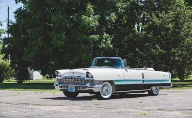 1956 packard caribbean convertible car classic