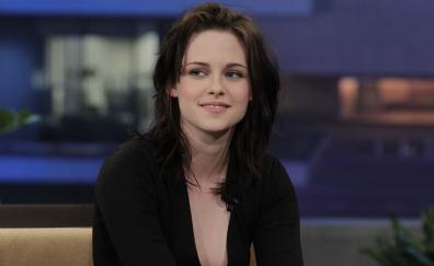 Kristen stewart black dress