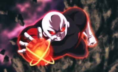 Pull power jiren dragon ball anime
