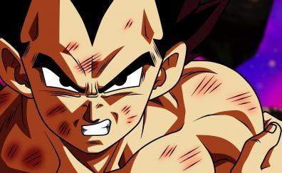 Angry boy anime dragon ball super goku
