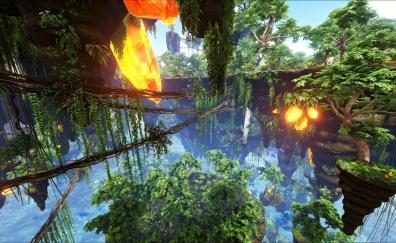 Pandora ark survival evolved game