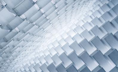 Cubical, structure, arrangement, pattern