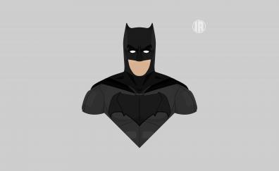 Batman minimalism 8k