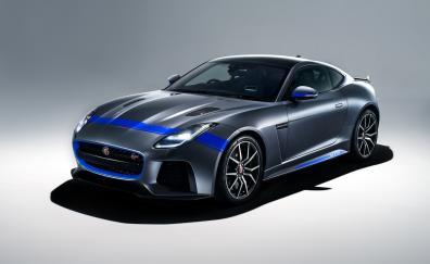 Jaguar f type svr graphic pack