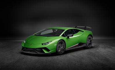 Lamborghini huracan performante 2019 8k