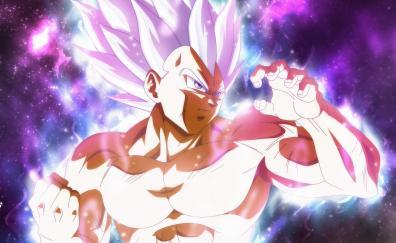 Ultra power vegeta anime boy