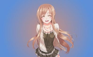 Blonde sao asuna yuuki