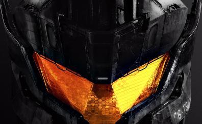 Jaeger pacific rim 2 uprising helmet