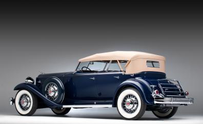 Packard twin six sport phaeton 1932 car