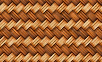 Basket fibers texture 4k