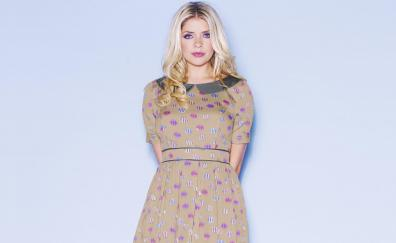 Beautiful, Holly Willoughby, blonde and gorgeous