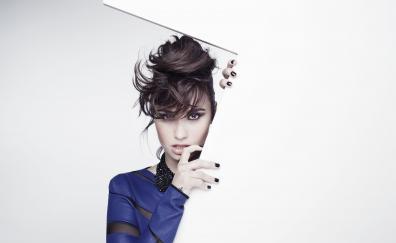 Demi Lovato, beautiful celerity, photoshoot, 2017