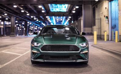 Ford mustang bullitt 2019 car