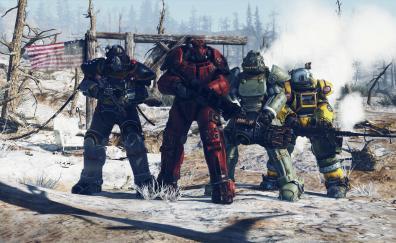 Fallout 76 4k
