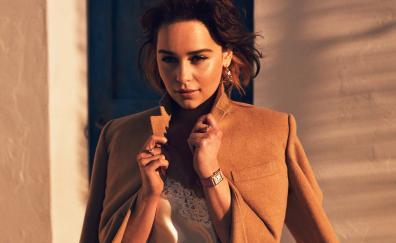 Emilia Clarke, WL, 2017