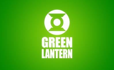 Green lantern logo 4k