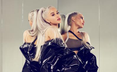 Ariana grande reebok 2018 photoshoot 4k