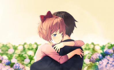 Sayori doki doki literature club anime
