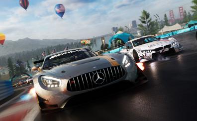 The crew 2 car race game