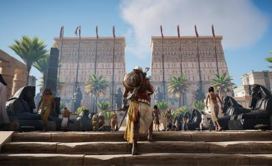 Assassins creed origins street warrior