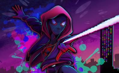 49 Spider Man Into The Spider Verse Hd Wallpapers Desktop Pc