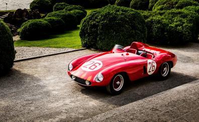 Classic, convertible, Ferrari 500 Mondial