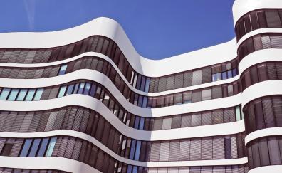 Architecture modern building