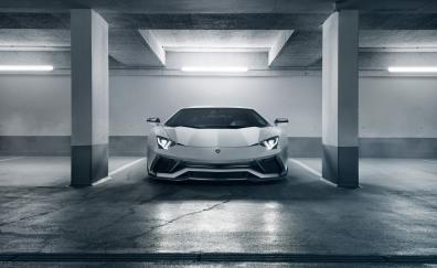 Novitec Torado, Lamborghini Aventador S, 2018, front